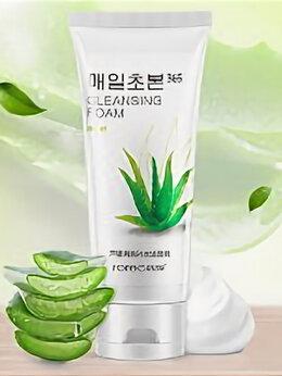 Очищение и снятие макияжа - Очищающая пенка для умывания с экстрактом Алоэ…, 0