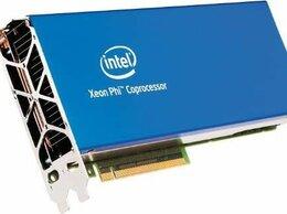 Серверы - Модуль сопроцессорный Xeon Phi, 0