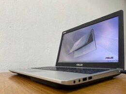 Ноутбуки - Игровой ноутбук Asus/AMD A8-5550M/1Tb/8Gb/4Gb…, 0