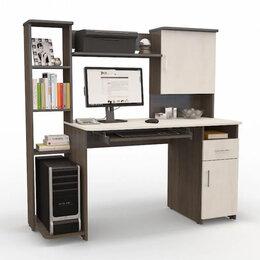 Компьютерные и письменные столы - Компьютерный стол СК 208, 0