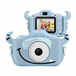 Фотоаппараты - Детский фотоаппарат 20мп, 0