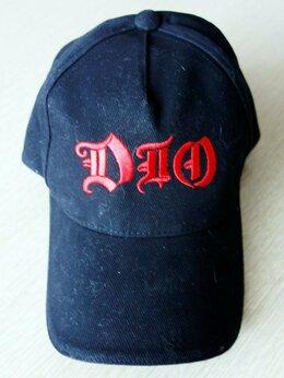 Головные уборы - Dio - Бейсболка World Tour 2005., 0