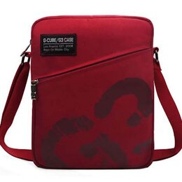Дорожные и спортивные сумки - Сумка универсальная G-Cube GP3-10R размеры 23.8x27, 0