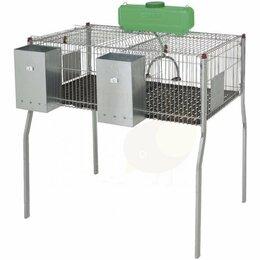 """Клетки и домики  - Клетка для кроликов """"PENTA 2"""" 105 см…, 0"""