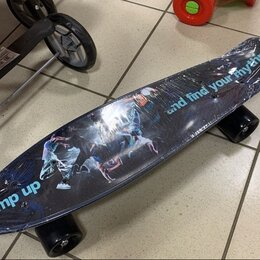 Скейтборды и лонгборды - Скейт детский , 0