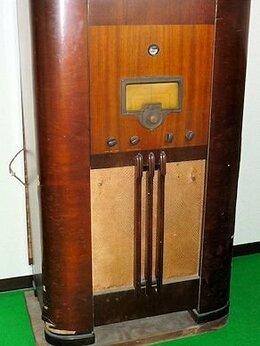 Радиоприемники - Ламповая Радиола 30х годов RCA, 0