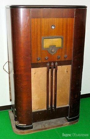 Ламповая Радиола 30х годов RCA по цене 30000₽ - Радиоприемники, фото 0