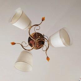 Люстры и потолочные светильники - Новая люстра, 0