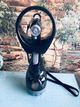 Вентиляторы - Ручной вентилятор с польверизатором , 0