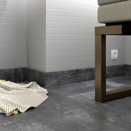 Стеновые панели - ПВХ плитка FineFloor Stone FF-1440 Детройт, 0