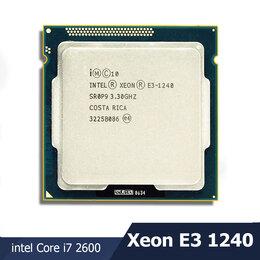 Процессоры (CPU) - intel Core i7-Xeon E3-1240, s1155, oбмен на ваш, 0
