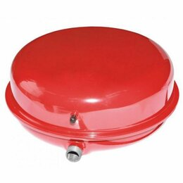 Расширительные баки и комплектующие - Плоский расширительный бак для системы отопления  на 8 литров, 0