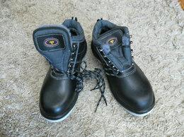Обувь - Ботинки рабочие зимние мужские, 0