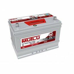 Аккумуляторы  - Аккумулятор автомобильный Mutlu SFB M3 6СТ-100.0…, 0