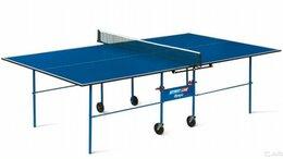 Столы - Теннисный стол Olympic с сеткой, 0