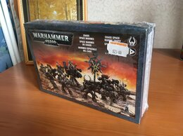 Модели - Chaos Space Marines 1ed. Warhammer 40000 /…, 0