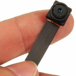 Камеры видеонаблюдения - Микрокамера с удаленным наблюдением, 0