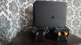 Игровые приставки - PS4 PRO +92 игры , 0