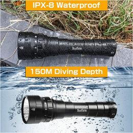 Подводные фонари - Мощнейший подводный фонарь Sofirn 6000Lm Cree XP-L, 0