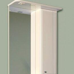 Полки, стойки, этажерки - Шкаф-зеркало Тура 6002 CB, 0