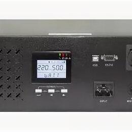 Аксессуары для сетевого оборудования - Источник бесперебойного питания Line-Interactive, 3000 VA, Rackmount LCD, 0