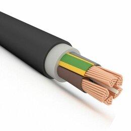 Кабели и провода - Кабель/Провод ввг нг(А) LS 5х70 гост, 0