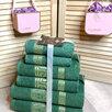"""Комплект из 6ти махровых полотенец """"Versace"""" по цене 1890₽ - Полотенца, фото 2"""