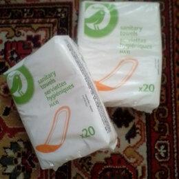 Прокладки и тампоны - Женские гигиенические прокладки в закрытой упаковке, 0