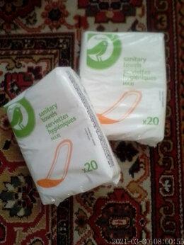 Прокладки и тампоны - Женские гигиенические прокладки в закрытой…, 0