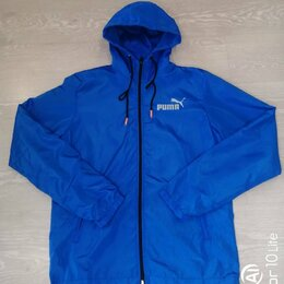 Куртки - Ветровка Puma , 0