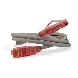Кабели и разъемы - Cетевой кабель RJ45 Hyperline cat.5e (5 метров), 0