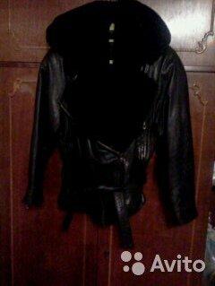 Куртки - Косуха кожаная, 0