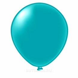 """Украшения и бутафория - Воздушный шарик 12""""/30 см Пастель Бирюза 1 шт, 0"""