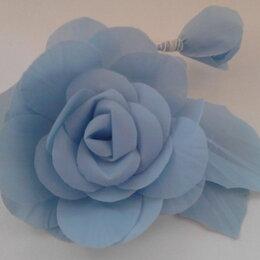 Рукоделие, поделки и сопутствующие товары - цветок из шелка, 0