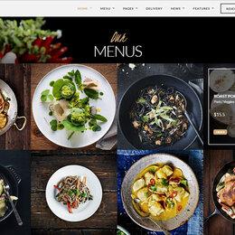 IT, интернет и реклама - Сайт доставки продуктов питания и блюд, 0