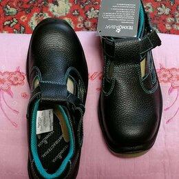 Обувь - Рабочие полуботинки с перфорацией, Техноавиа, 0