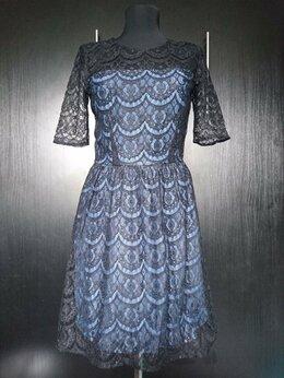 Платья - Кружевное джинсовое платье Levi's , 0