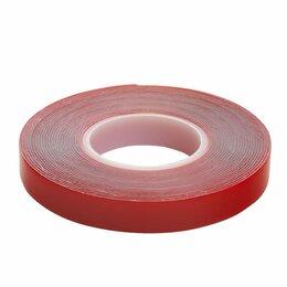 Строительный скотч - Скотч акриловый двусторонний 0,8*12 мм, длина…, 0