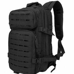 Рюкзаки - Рюкзак тактический чёрный laser(лазер), 0