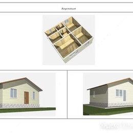Готовые строения - Домокомплект из СИП-панелей Оптимальный, 0