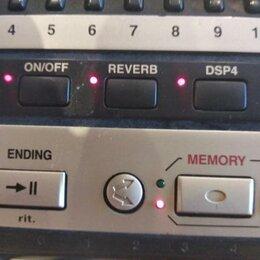 Клавишные инструменты - Синтезатор ямаха 740, 0