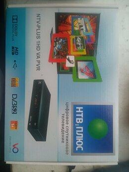 ТВ-приставки и медиаплееры - Цифровое спутниковое тв NTV-plus, 0