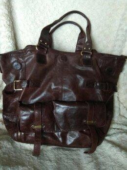 Сумки - Немецкая кожаная сумка, 0