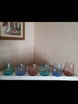 Бокалы и стаканы - Стаканы дизайнерские производство Италия…, 0