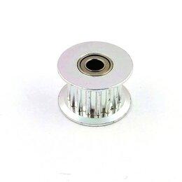 Запчасти для принтеров и МФУ - Зубчатый ролик 20T D5 под ремень GT2 6мм, 0