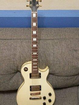 Электрогитары и бас-гитары - Редкая Гитара Invasion Les Paul LP320. Доставка, 0