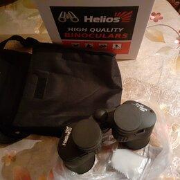 Бинокли и зрительные трубы - Бинокль Helios 20x50 для охоты и рыбалки, 0
