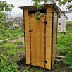 Дачный уличный туалет по цене 16500₽ - Биотуалеты, фото 0