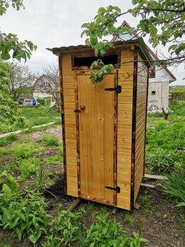 Биотуалеты - Дачный уличный туалет, 0