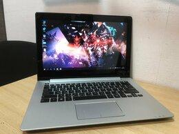 Ноутбуки - Мощный сенсорный ноут Asus S301L, 0